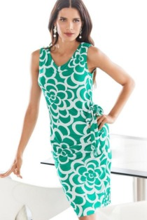 ASHLEY BROOKE by Heine Shirtkleid »Druck-Kleid«