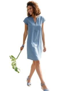 Casual Looks Jeanskleid »Jeans-Kleid«