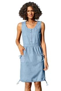 Casual Looks Jeanskleid »Kleid«