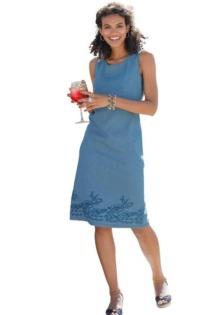 Classic Basics Jeanskleid »Kleid«