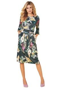 creation L Druckkleid »Jersey-Kleid«