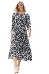 Inspirationen Druckkleid »Druck-Kleid«