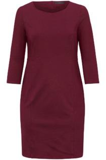 Jersey-Kleid Emilia Lay rot Größe: 56