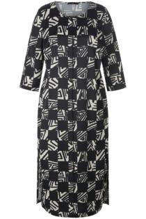 Kleid 3/4-Arm Emilia Lay schwarz Größe: 48