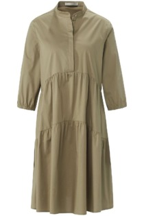 Kleid 3/4-Arm oui grün Größe: 46