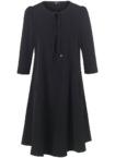 Kleid 3/4-Arm Riani schwarz Größe: 42