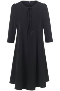 Kleid 3/4-Arm Riani schwarz Größe: 44