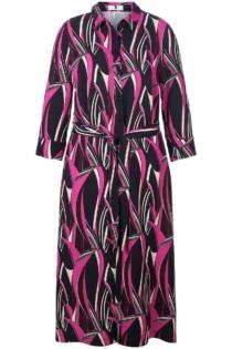 Kleid Anna Aura mehrfarbig Größe: 56