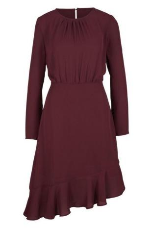 Kleid asymmetrisch
