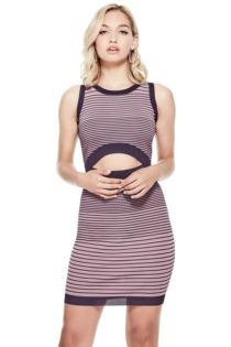 Kleid Cut Out Vorn