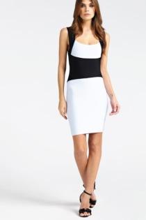 Kleid Marciano Color Block
