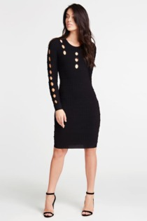 Kleid Marciano Cut-Out-Details
