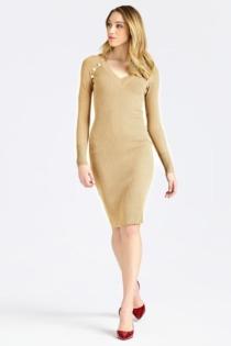 Kleid Marciano Metalldetails