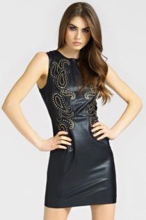 Kleid Marciano Mit Nieten