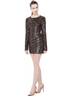 Kleid Marciano Pailletten