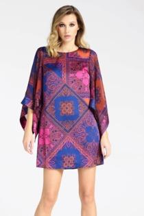 Kleid Marciano Paisley Print