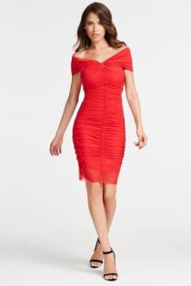 Kleid Marciano Raffungen