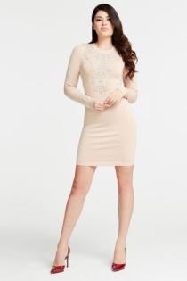 Kleid Marciano Schmuckapplikation