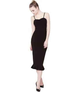 Kleid Marciano Schösschen-Optik
