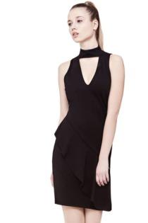 Kleid Marciano T-Ausschnitt