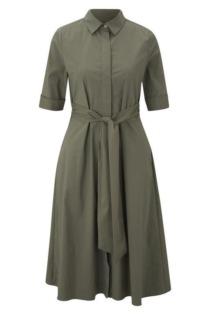 Kleid mit Bindebändern