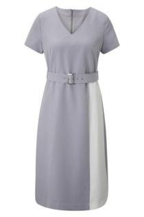 Kleid mit passendem Gürtel