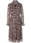 Kleid Uta Raasch mehrfarbig Größe: 48