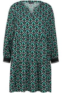 Kleid Via Appia Due mehrfarbig Größe: 54