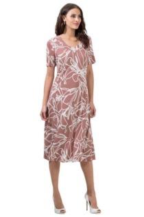 Lady Jerseykleid »Jersey-Kleid«