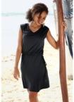 LASCANA Jerseykleid, mit Zierband am Rücken