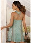 LASCANA Strandkleid, mit toller Rückenansicht