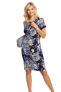 LINEA TESINI by Heine Jerseykleid »Druck-Kleid«