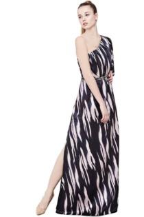 One-Shoulder-Kleid Marciano