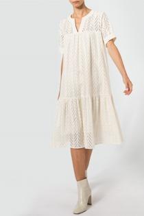 SECOND FEMALE Damen Kleid 53540/1016