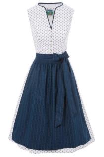 Turi Landhaus Dirndl, kann auch als Kleid getragen werden – Made in Europe