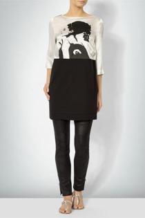 TWIN-SET Damen Kleid PS72MB/00006